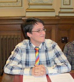 El presidente de Fecylgtb, Ignacio Paredero