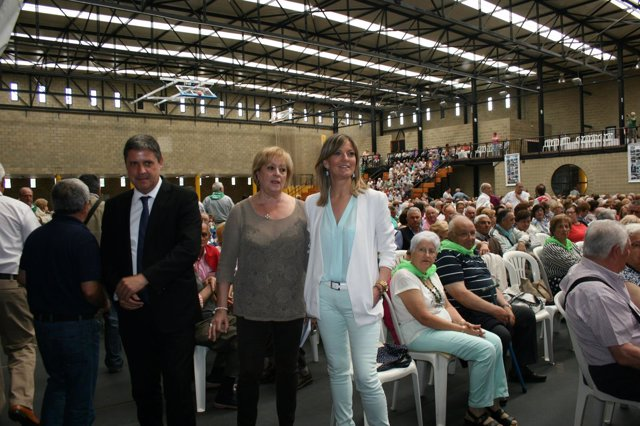 Graciela Blanco, en Llanes