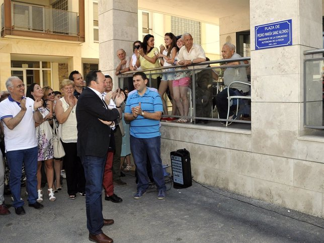 Pedro Sanz descubre su plaza