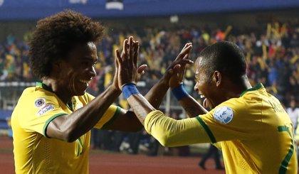 """Robinho: """"Paraguay no es una de las mejores selecciones"""""""