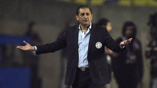 Ramón Díaz seleccionador Paraguay