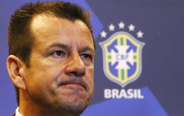 El seleccionador de Brasil Dunga