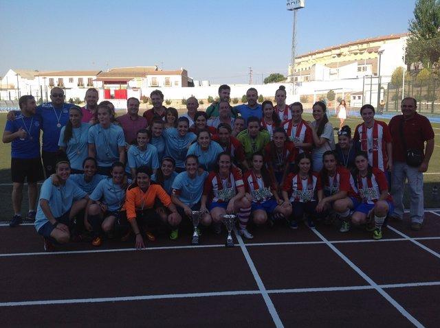 Copa Delegada del Gobierno andaluz de fútbol en Jaén