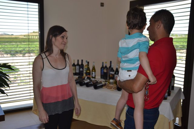 Los padres con Israel
