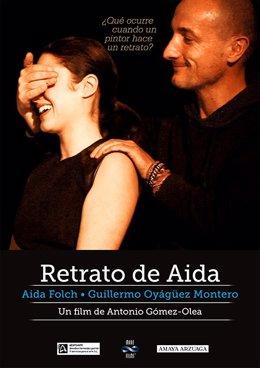 Cartel 'Retrato de Aida'