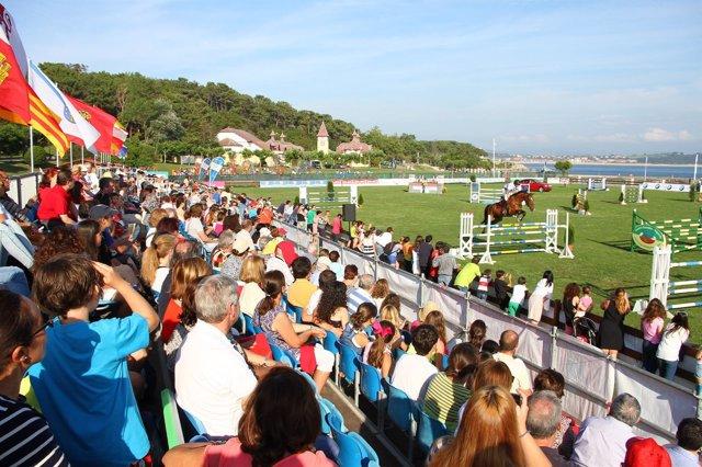 Concurso de Saltos Hípica Santander