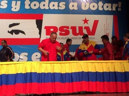 Maduro ya tiene candidatos para las elecciones del 6 de diciembre