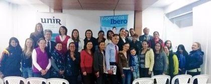 Corporación Universitaria Iberoamericana y UNIR becan a madres comunitarias en Colombia