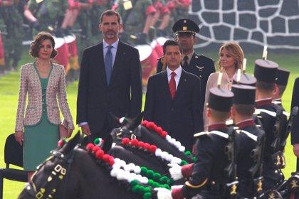 """Felipe VI: """"El vínculo de España y México es de una importante capital"""""""