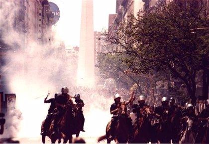 'Corralito', un término acuñado durante la crisis argentina de 2001