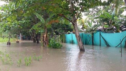 El temporal en Colombia deja a más de 7.000 afectados