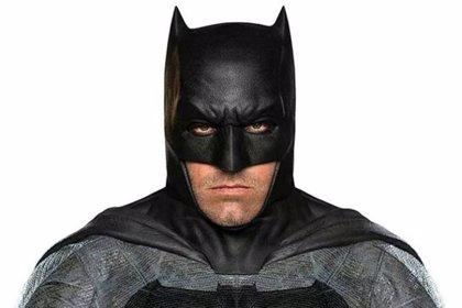 """VÍDEO: El primer """"Yo soy Batman"""" de Ben Affleck"""