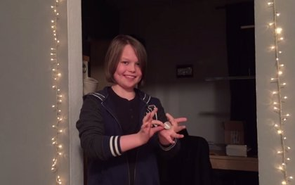 No dejes que la edad de Moritz Mueller te impida disfrutar de este truco de magia