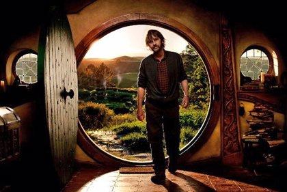 Peter Jackson convierte el sótano de su casa en el agujero de Bilbo