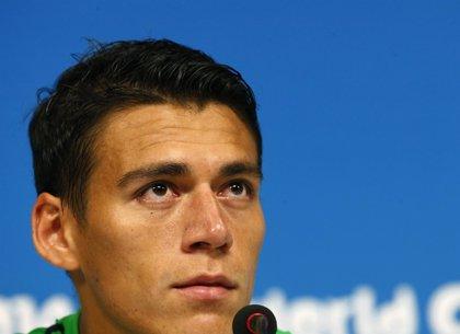 Héctor Moreno, baja en la Copa Oro con México