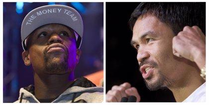 Mayweather y Pacquiao, las estrellas mejor pagadas de 2015