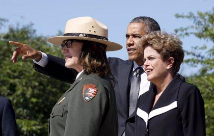 Obama y Rousseff tratarán de pasar página tras el desencuentro por el espionaje
