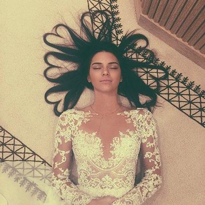 Kendall Jenner bate el récord de 'likes' en Instagram