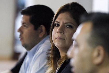 Ordenan detener a la vicepresidenta del Parlamento de Honduras por corrupción