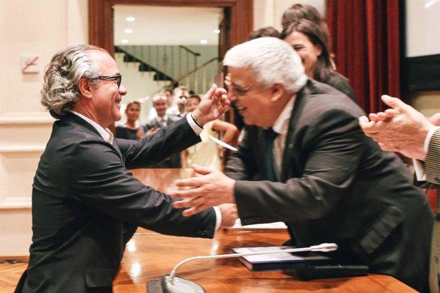 Rafael Espino, elegido nuevo secretario del ICAB