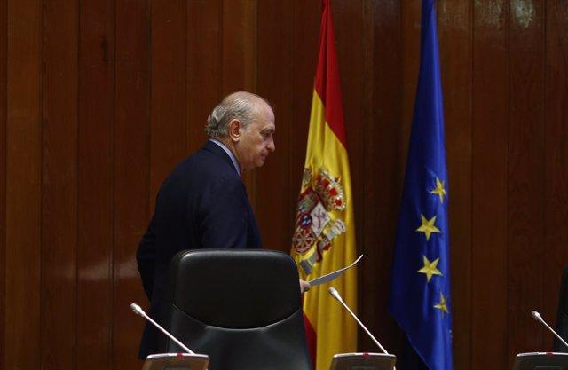 Jorge Fernández Díaz inaugura la reunión de directores de centros penitenciarios