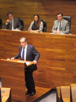 Nicanor García (Cs) Asturias