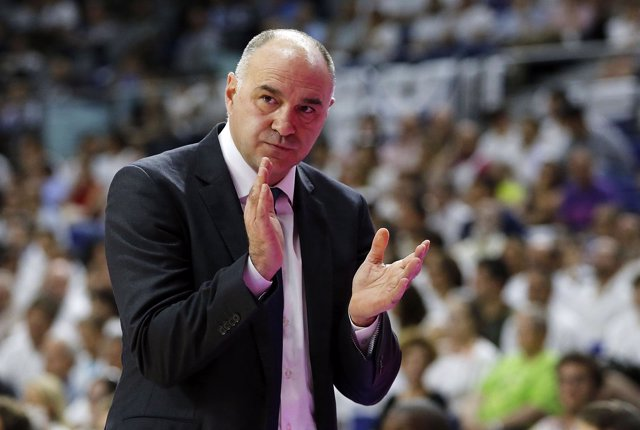 Pablo Laso, Real Madrid vs Valencia Basket club
