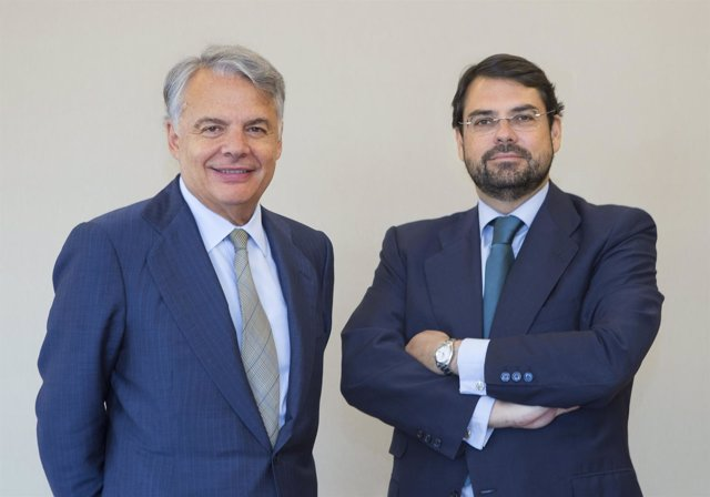 Ignacio Garralda y Javier Mira
