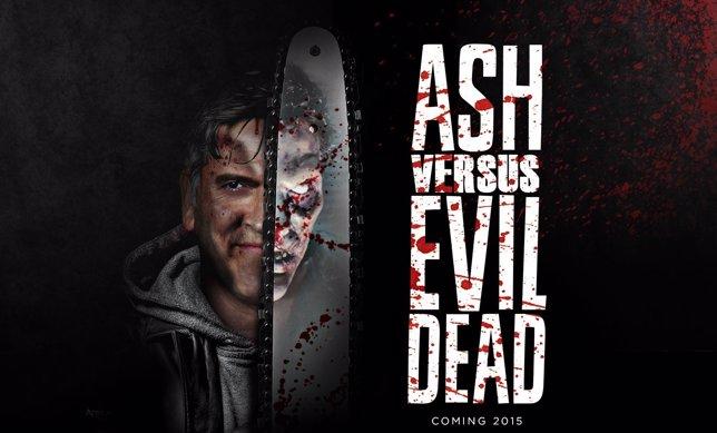 Ash Vs. Evil Dead: Un ensangrentado Bruce Campbell protagoniza la primera imagen