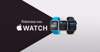 Fotocasa lleva la búsqueda de hogar a la muñeca con su app para Apple Watch