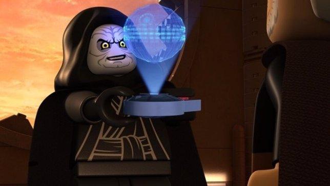 Primeras imágenes de Lego Star Wars