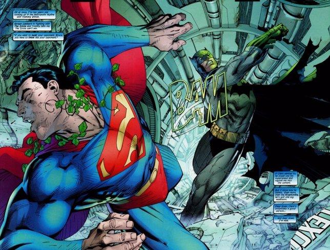 Imagen del cómic de 'La Liga de la Justicia' de DC