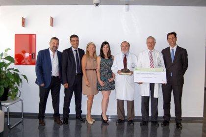 El Hospital La Paz galardonado en los premios OMARS y BiC