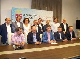 La Diputación de León contará con un equipo de Gobierno cohesionado y sin áreas estancas