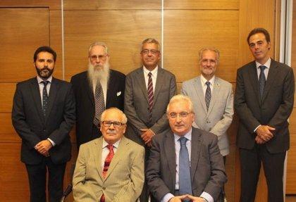 Los nuevos miembros de la Comisión Central de Deontología de la OMC toman posesión de sus