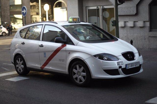 Recursos de taxis en Madrid