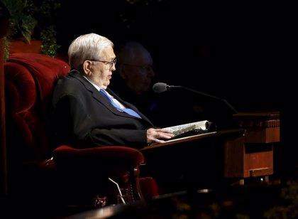 Fallece a los 90 años de edad el líder mormón Boyd Packer