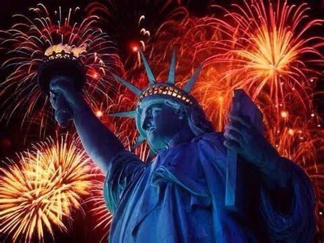 4 De Julio En Nueva York