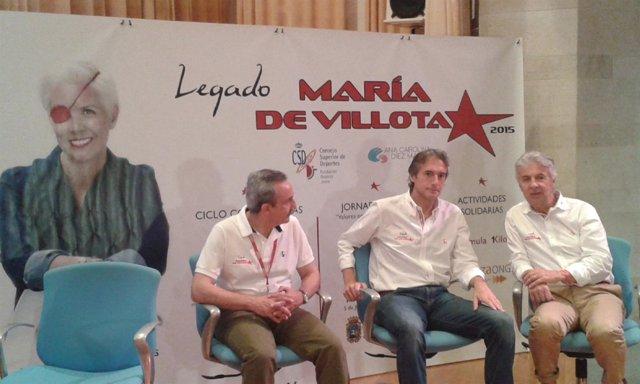 II Legado de María de Villota en Santander