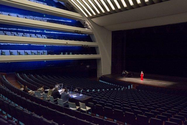 Audiciones para el Centre de Perfeccionament