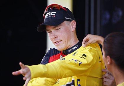 El australiano Rohan Dennis, primer maillot amarillo del Tour de Francia