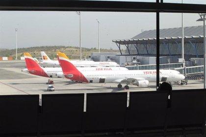 Iberia aterriza por primera vez en Medellín y Cali