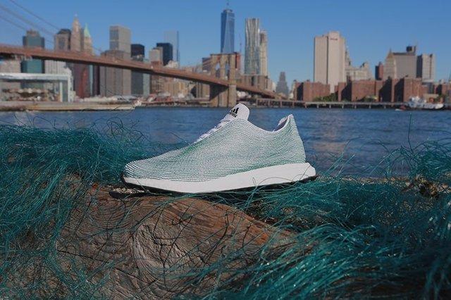 Zapatillas De Hechas Mar Al Del Estas Están Adidas 100Con Basura Nn80wvm