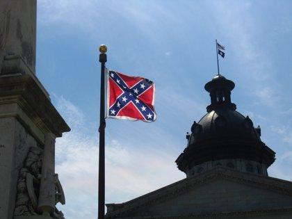 ¿Qué representa actualmente la bandera confederada de EEUU?