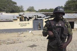 Seis muertos en un nuevo atentado suicida contra una iglesia de Nigeria