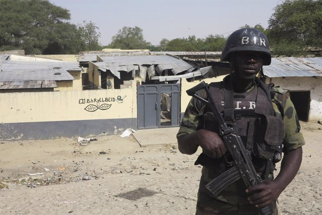 Fuerzas especiales para combatir a Boko Haram