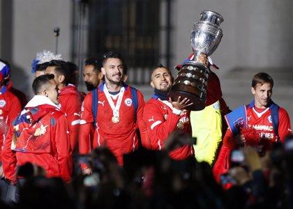 Arturo Vidal, mejor jugador de la final de la Copa América