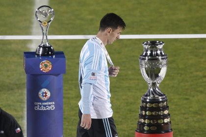 Argentina suma 22 años sin un éxito