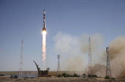 La nave espacial Progress se acopla con éxito a la Estación Espacial Internacional