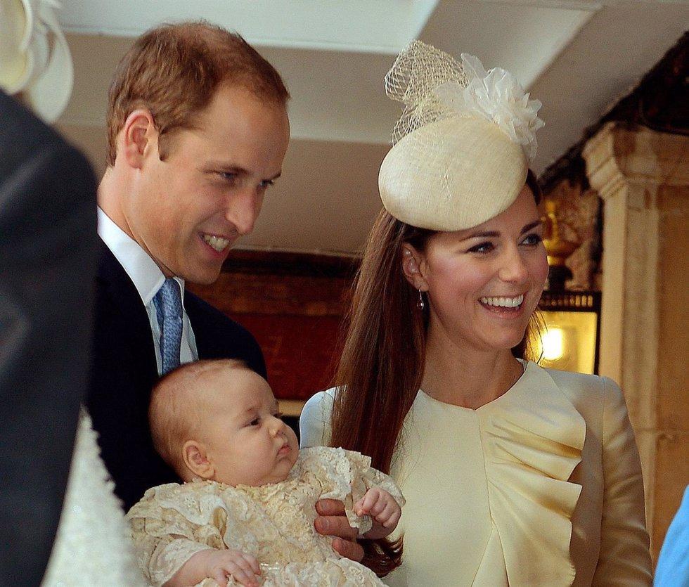 Bautizo Princesa Charlotte conoce cinco padrinos